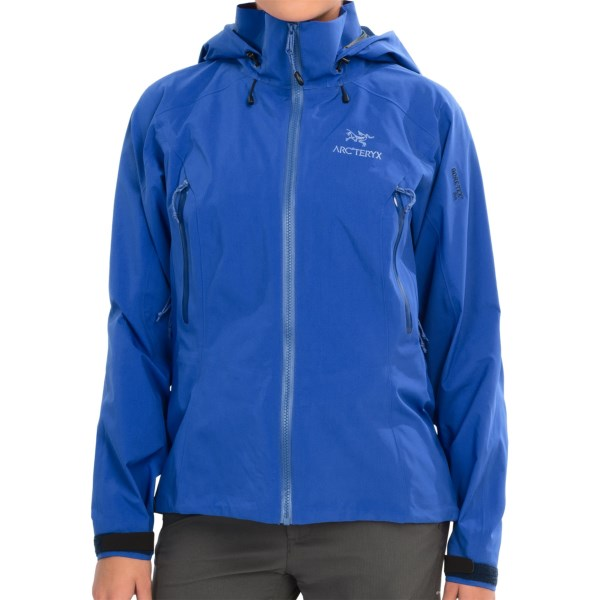 Arc Teryx Beta Ar Jacket Reviews Trailspace Com