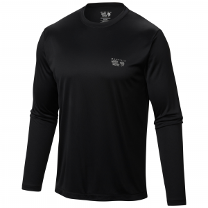 photo: Mountain Hardwear Men's Wicked Long Sleeve T long sleeve performance top