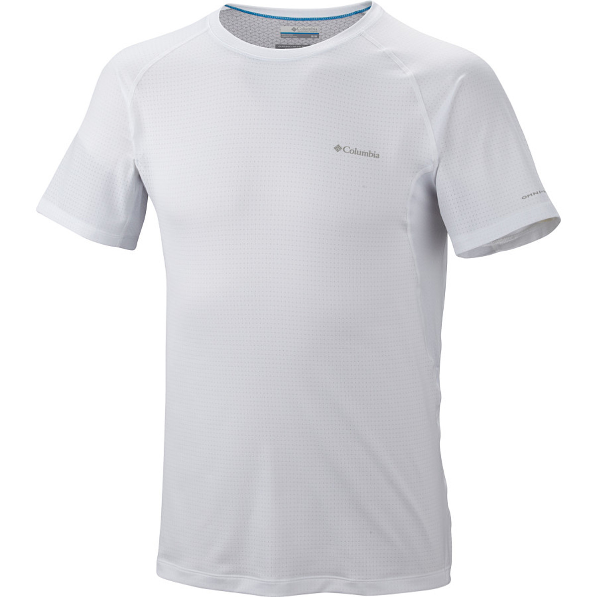 photo: Columbia Quickest Wick Short Sleeve Top base layer top