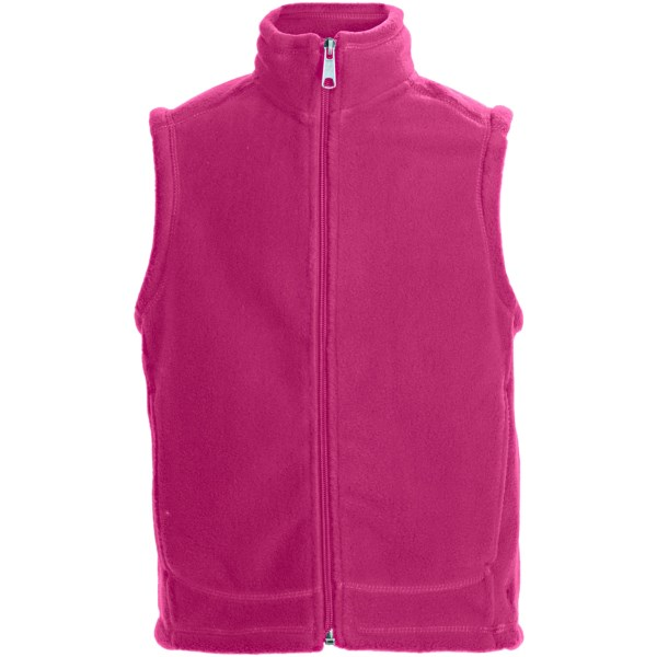 photo: White Sierra Sierra Mountain Fleece Vest fleece vest