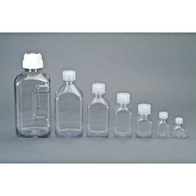 Nalgene Transparent Square Storage Bottles