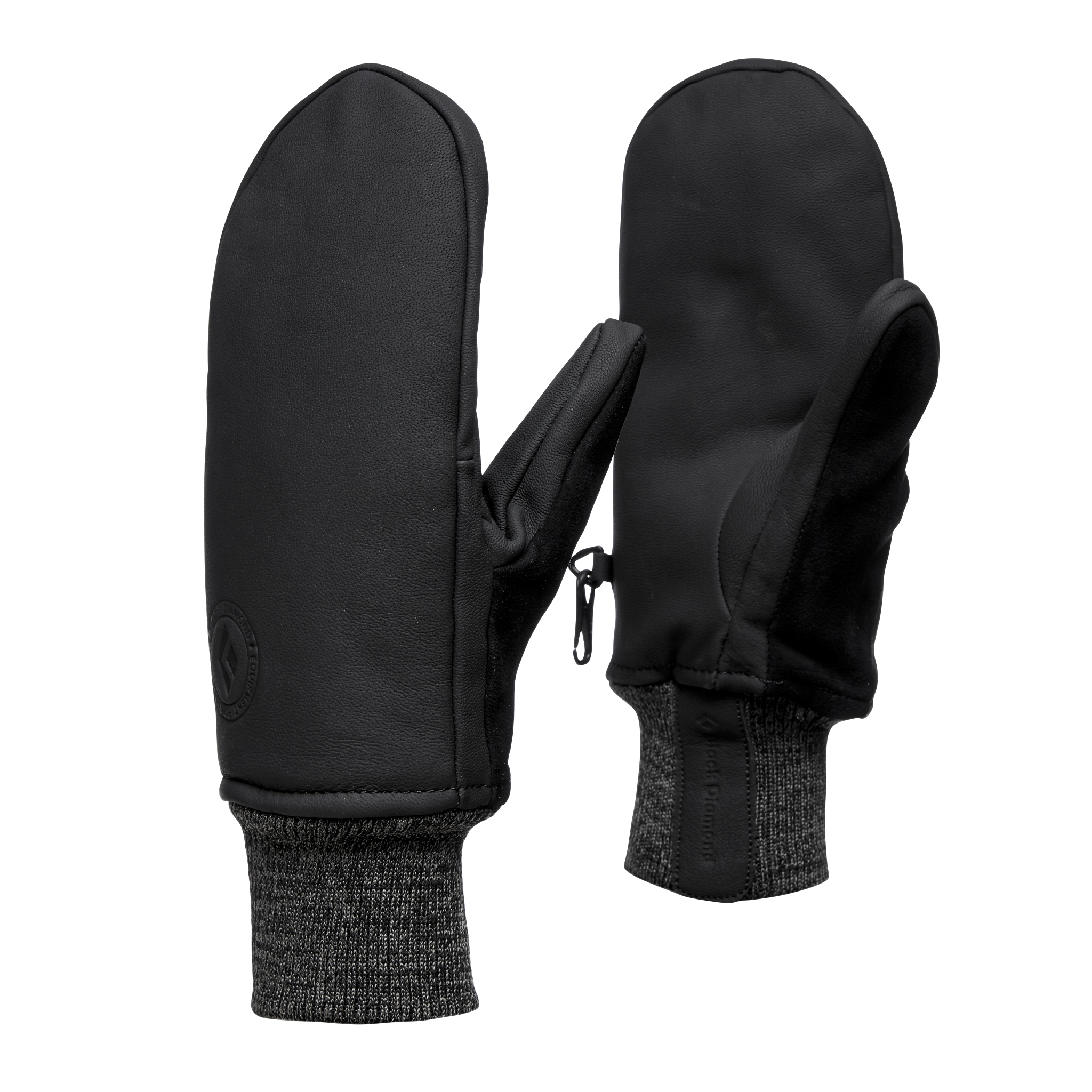 photo: Black Diamond Dirt Bag Mitts insulated glove/mitten