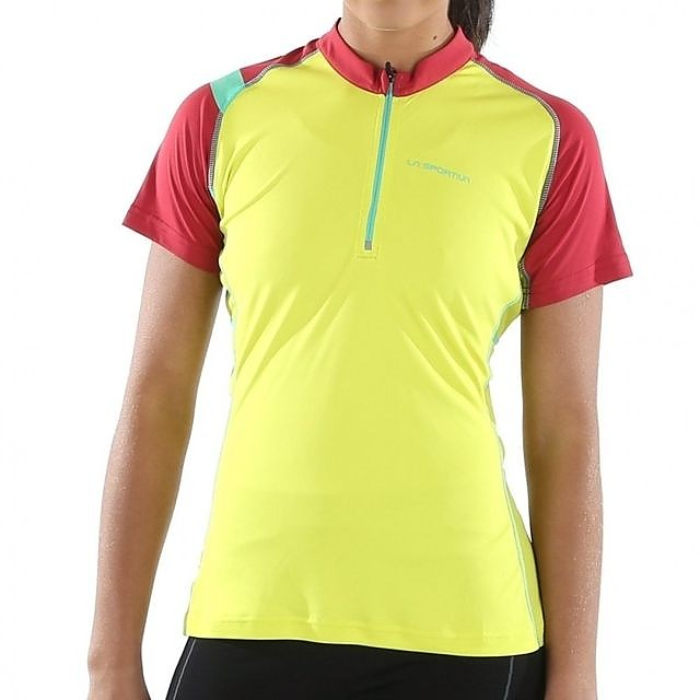 photo: La Sportiva Forward T-Shirt short sleeve performance top