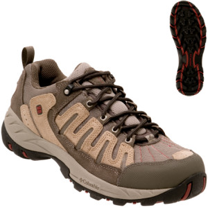 photo: Columbia Peregrine trail shoe