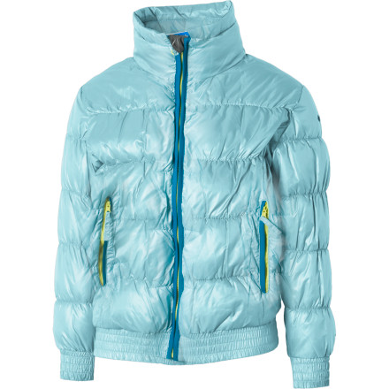 photo: Columbia Snow Puff Jacket synthetic insulated jacket