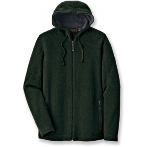photo: Mountain Hardwear Mazeno Peak Hoody wool jacket
