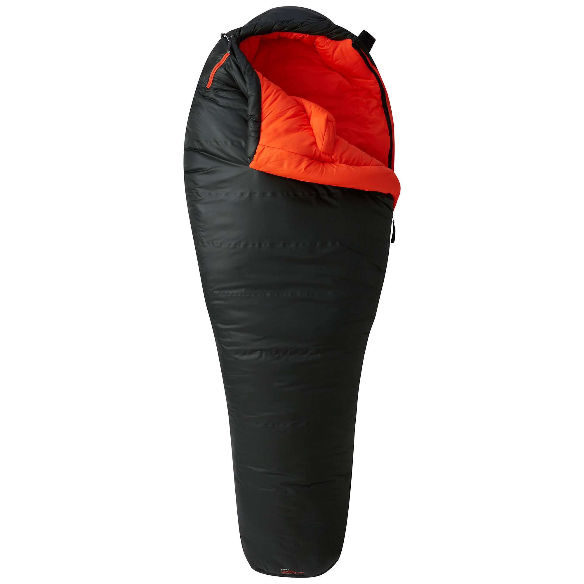 photo: Mountain Hardwear Lamina Z Bonfire -30° cold weather synthetic sleeping bag
