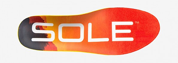 Sole Performance Medium Footbed