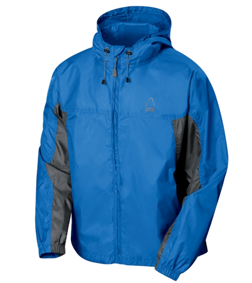 photo: Sierra Designs Microlight Jacket wind shirt