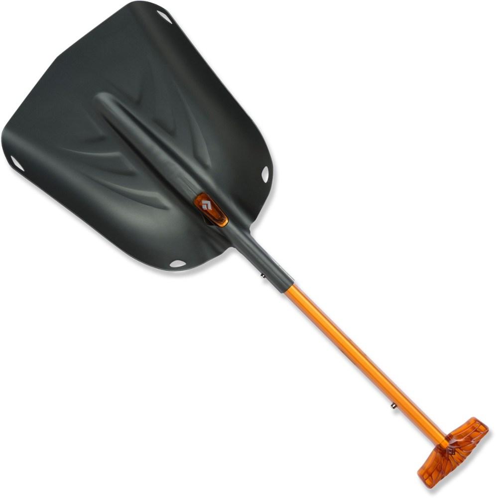 photo: Black Diamond Deploy 7 snow shovel