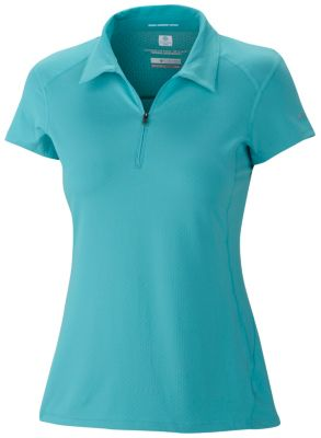 photo: Columbia Freeze Degree II Polo Shirt short sleeve performance top