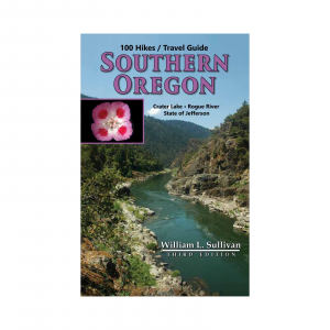 photo: Navillus Press 100 Hikes/Travel Guide Southern Oregon us pacific states guidebook