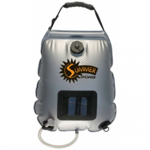 photo: Advanced Elements Summer Shower 5 Gallon hygiene supply/device