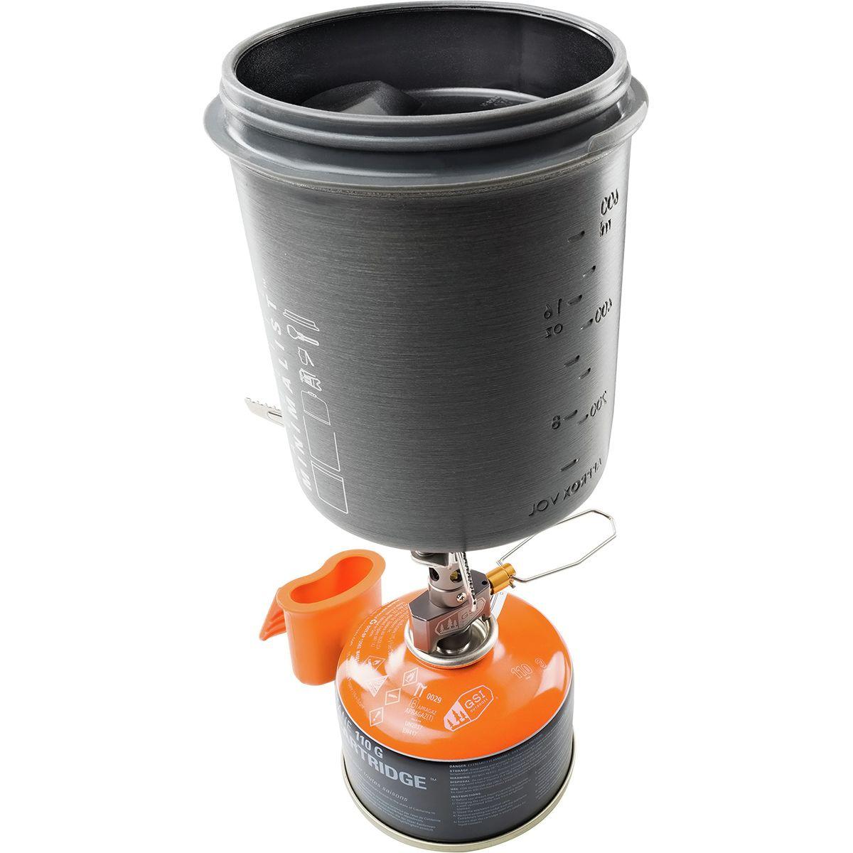 photo: GSI Outdoors Halulite Minimalist II pot/pan