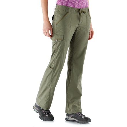REI Aldervale Roll-Up Pants