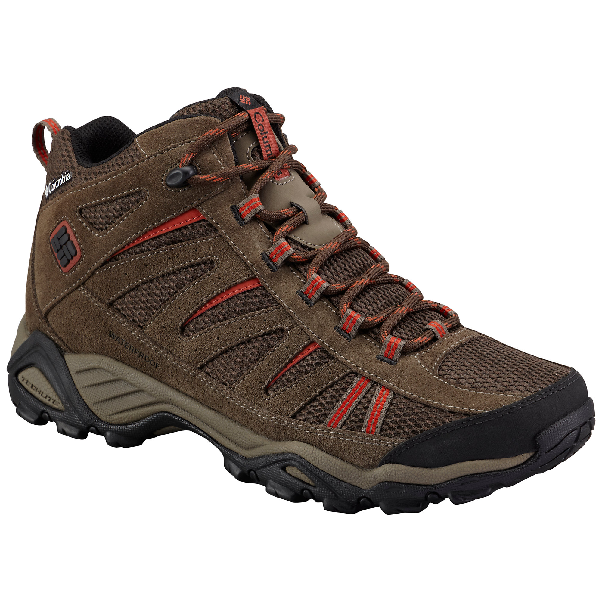 Columbia North Plains Mid Waterproof