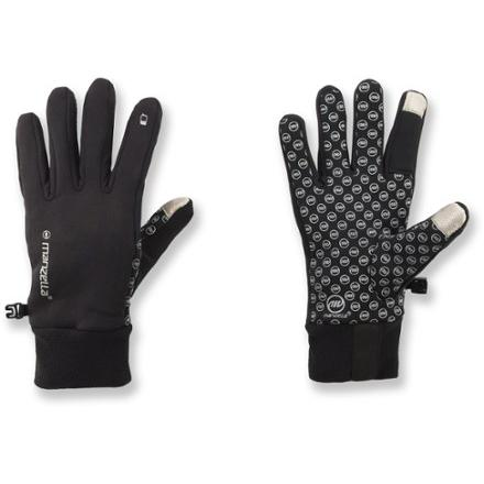 photo: Manzella Men's PowerStretch TouchTip Gloves fleece glove/mitten