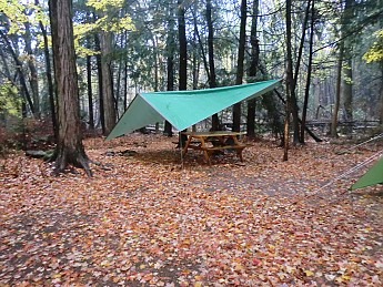 Ironically that $20 hardware store tarp did a better job of waterproofing than Colemanu0027s ever did the tent never leaked a drop after we placed the tarp ... & Coleman Montana 4 Reviews - Trailspace.com