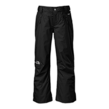 photo: The North Face Girls' Free Course Triclimate Pant snowsport pant
