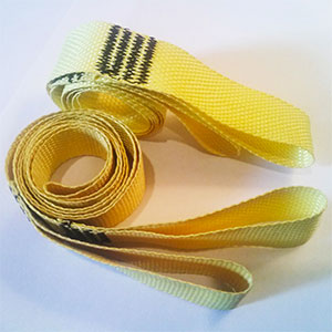photo: Dutchware Kevlar Tree Huggers hammock accessory