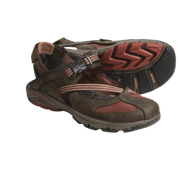 photo: Merrell Cambrian Emme sport sandal