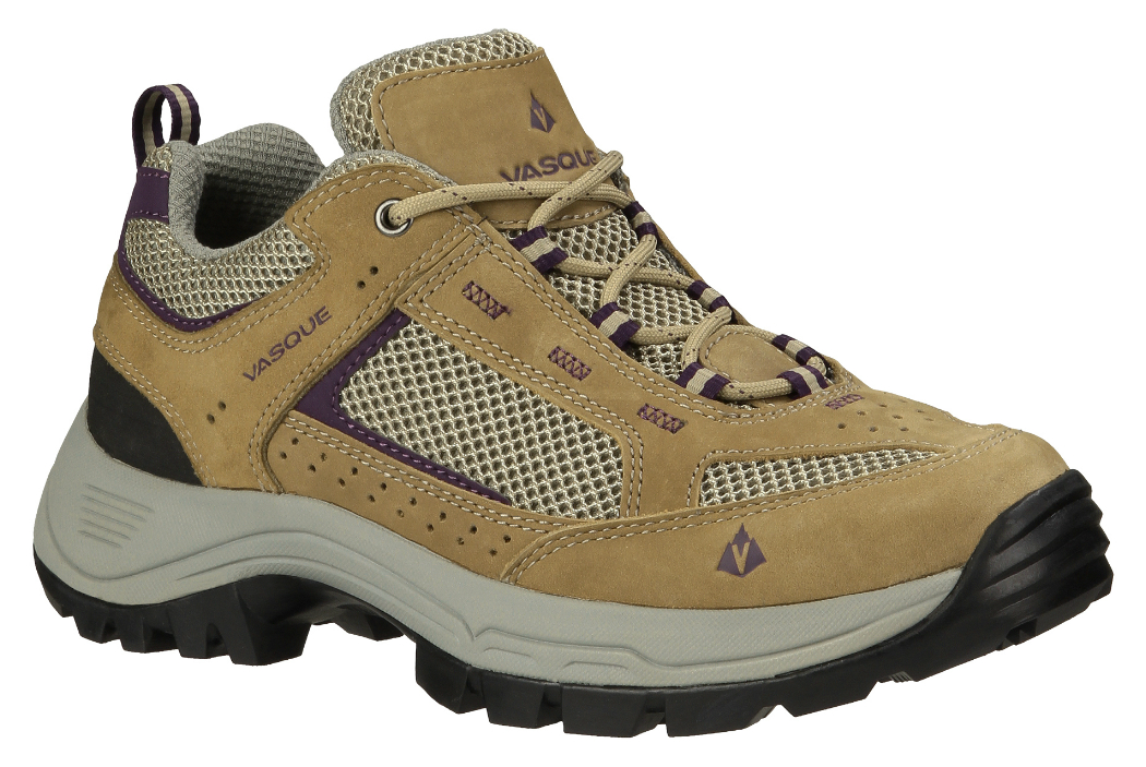 photo: Vasque Women's Breeze 2.0 Low trail shoe