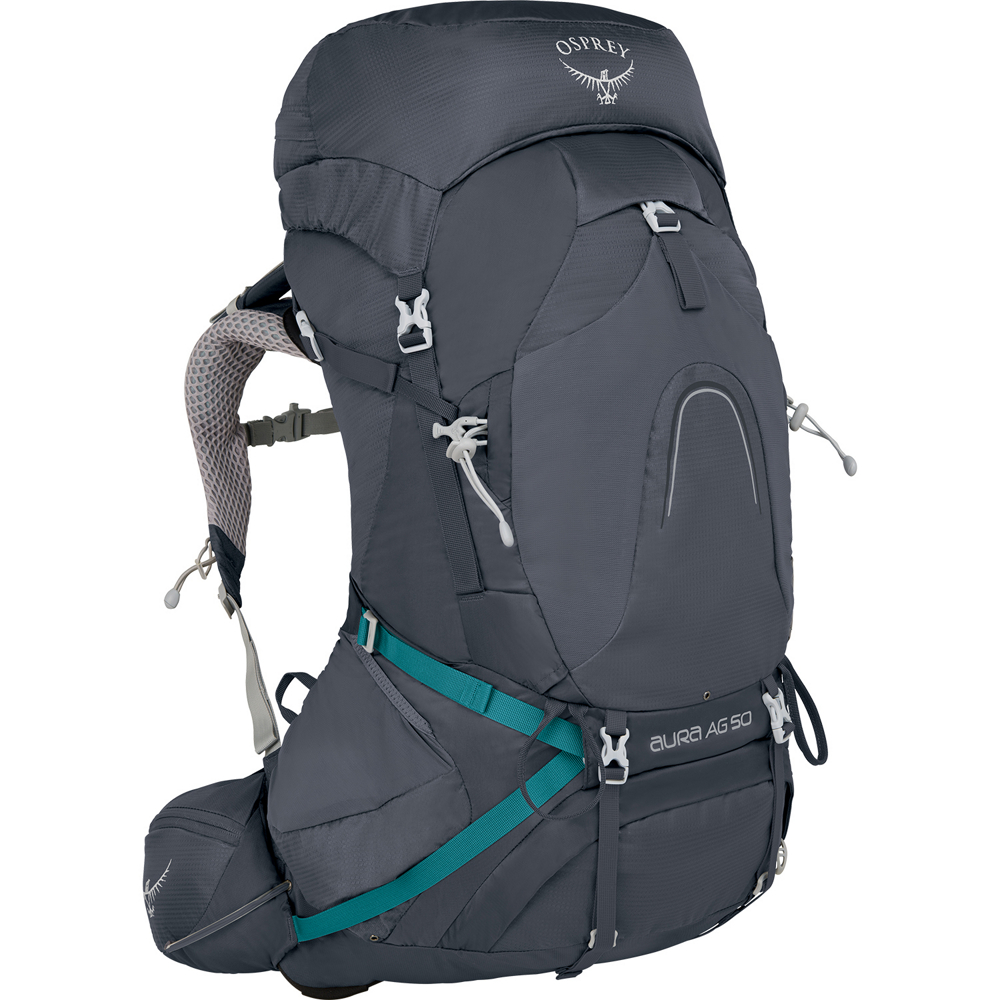 photo: Osprey Aura AG 50 weekend pack (50-69l)