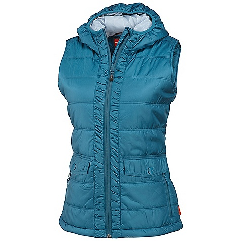 photo: Merrell Soleil Puffy Vest synthetic insulated vest