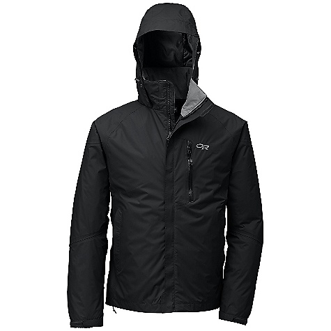 photo: Outdoor Research Sojourn Hardshell Jacket waterproof jacket
