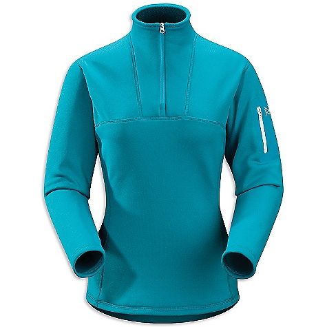 photo: Arc'teryx Women's Rho AR Top base layer top