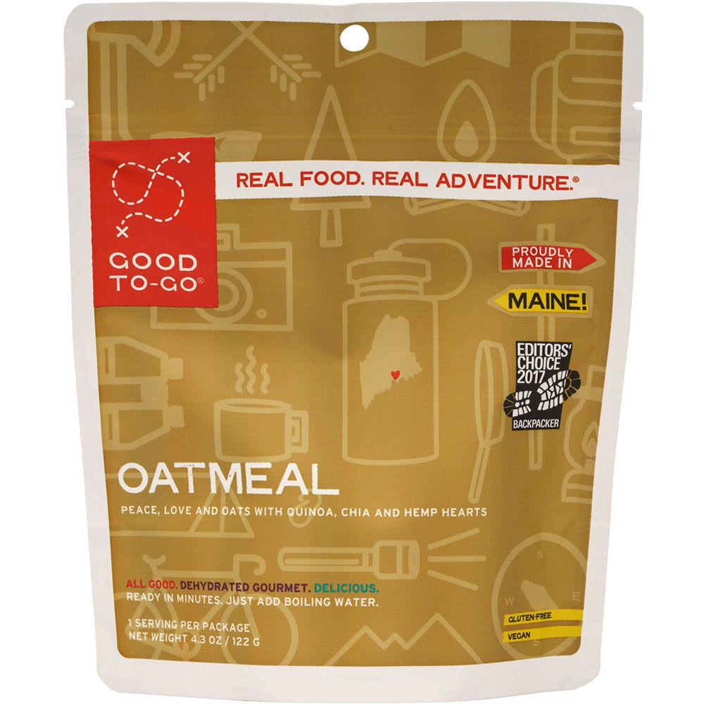 Good To-Go Oatmeal