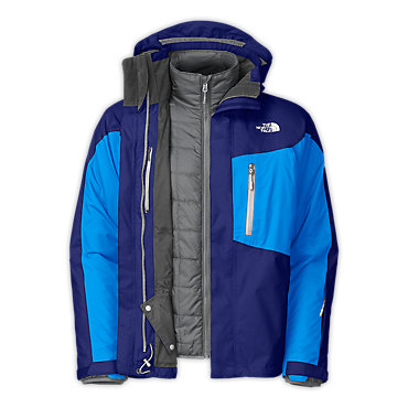 photo: The North Face Crestridge Triclimate component (3-in-1) jacket