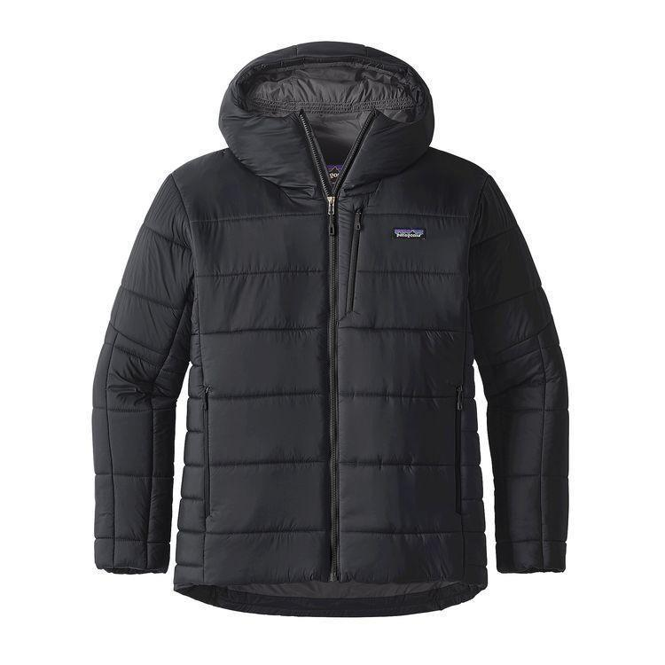 photo: Patagonia Hyper Puff Hoody synthetic insulated jacket