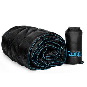 photo of a Rumpl top quilt