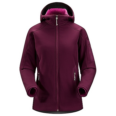 photo: Arc'teryx Firee Hoody soft shell jacket