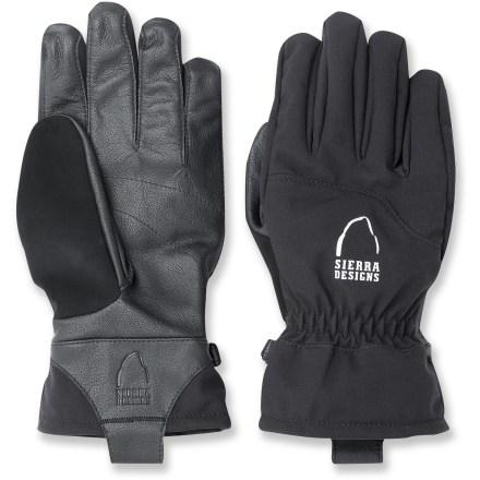 Sierra Designs Bookie Ski Glove