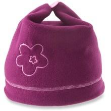 photo: REI Floral Button Top Hat winter hat