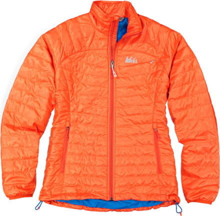 photo: REI Revelcloud Jacket synthetic insulated jacket