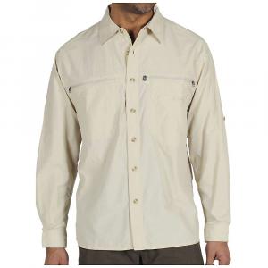 photo: ExOfficio Men's Reef Runner Lite Long-Sleeve Shirt hiking shirt