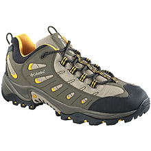 photo: Columbia Men's Black Rock trail shoe