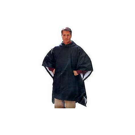 Red Ledge Nylon Poncho
