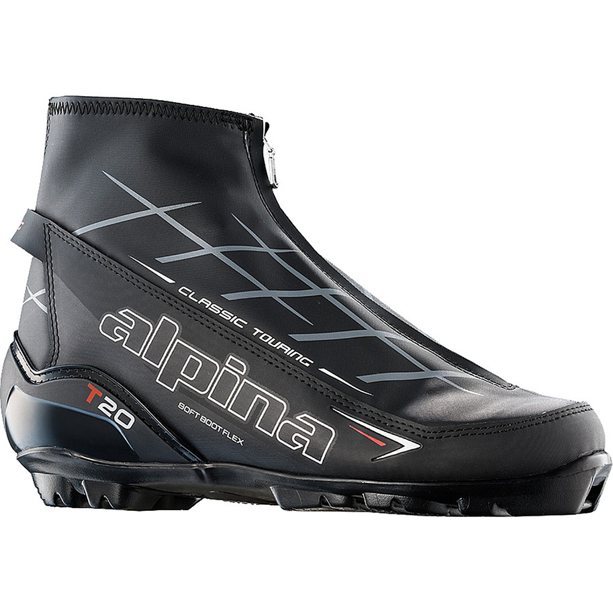 photo: Alpina T20 nordic touring boot