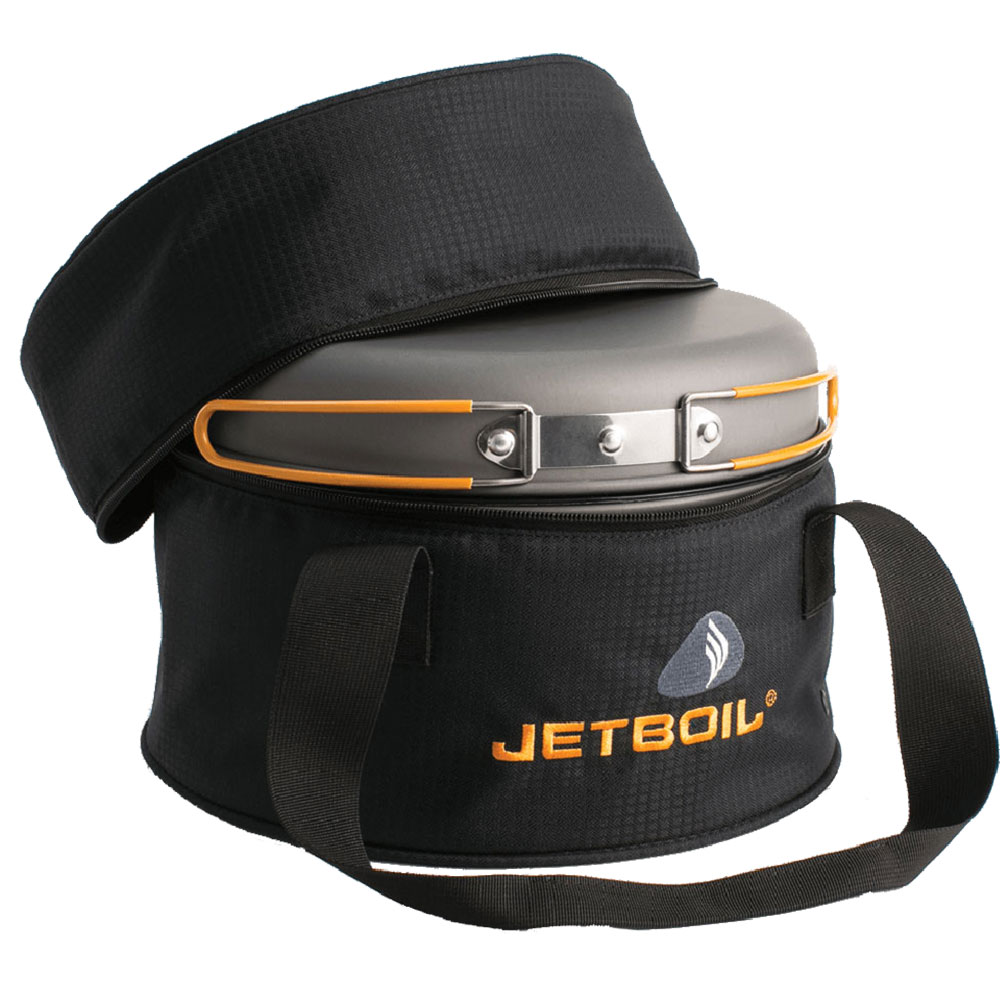 photo: Jetboil Genesis System Bag stove accessory