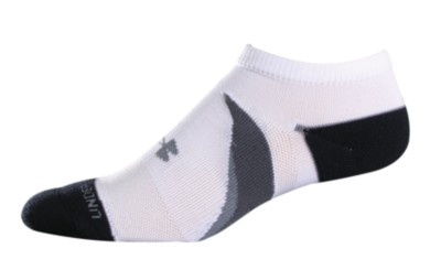photo: Under Armour HeatGear Zone Trainer II No Show Sock running sock