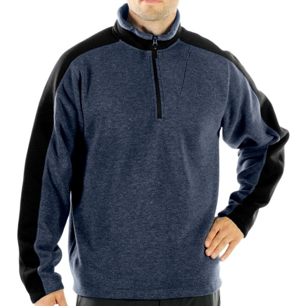 photo: ExOfficio Chugo Fleece Pullover fleece top