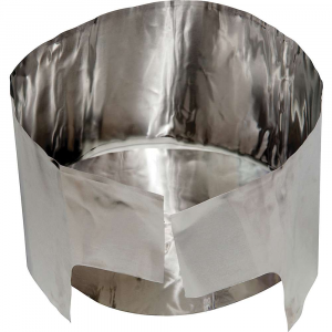 MSR Solid Heat Reflector with Windscreen