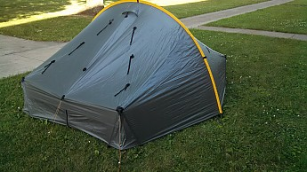 Ventilation There are several options for ventilation; Two rigid vents at the peak with Velcro and clips are the first vents you see at both zippered ... : bathtub floor tent - memphite.com