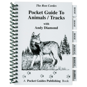 photo: Northern Lights Publishing Pocket Guide to Animals / Tracks plant/animal identification guide