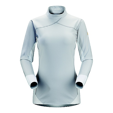 photo: Arc'teryx Women's Phase SV Comp Ls long sleeve performance top