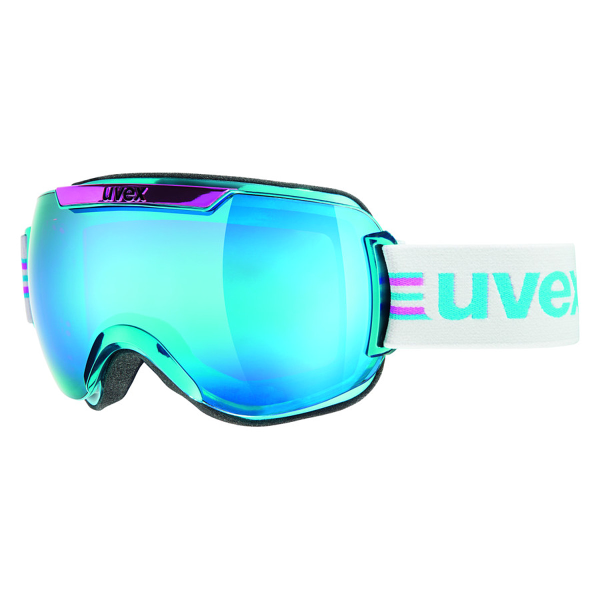 Uvex Downhill 2000 Race Chrome Goggle